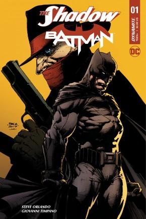 SHADOW BATMAN #1