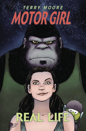 MOTOR GIRL VOLUME 1 REAL LIFE GRAPHIC NOVEL
