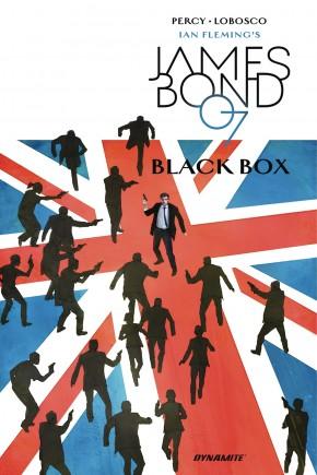 JAMES BOND BLACK BOX HARDCOVER