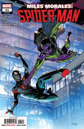 MILES MORALES SPIDER-MAN #11 (2018 SERIES)