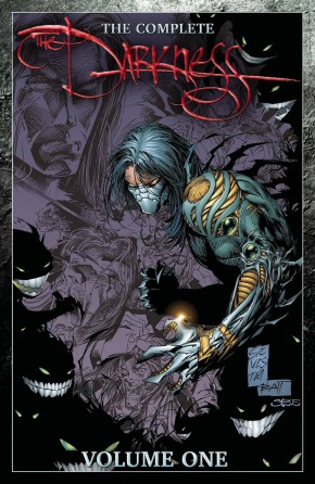 THE COMPLETE DARKNESS VOLUME 1 GRAPHIC NOVEL