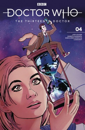 DOCTOR WHO 13TH DOCTOR SEASON TWO #4