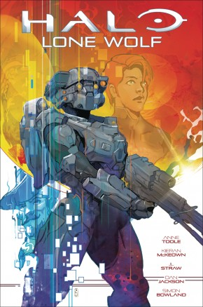HALO LONE WOLF HARDCOVER