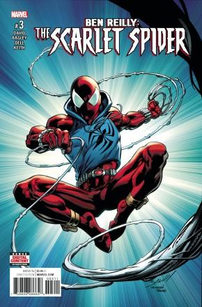 BEN REILLY SCARLET SPIDER #3