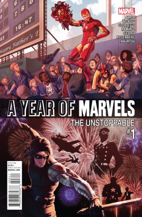 A YEAR OF MARVELS UNSTOPPABLE #1