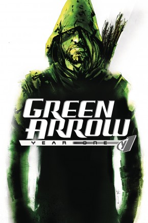 GREEN ARROW YEAR ONE DELUXE EDITION HARDCOVER
