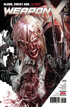 WEAPON X #16 (2017 SERIES)