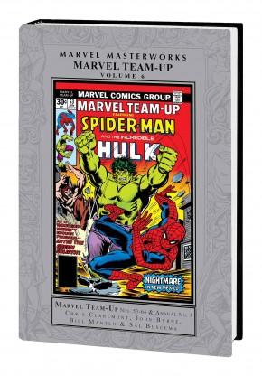 MARVEL MASTERWORKS MARVEL TEAM-UP VOLUME 6 HARDCOVER