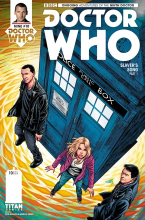 DOCTOR WHO 9TH #10 (2016 SERIES)