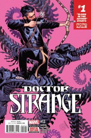 DOCTOR STRANGE #12 (2015 SERIES)