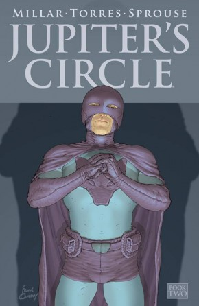 JUPITERS CIRCLE VOLUME 2 GRAPHIC NOVEL