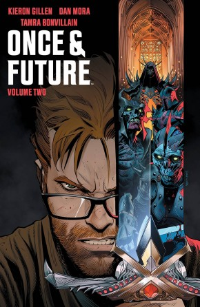 ONCE AND FUTURE VOLUME 2 GRAPHIC NOVEL