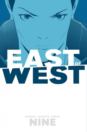 EAST OF WEST VOLUME 9 GRAPHIC NOVEL