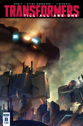 TRANSFORMERS TILL ALL ARE ONE #8