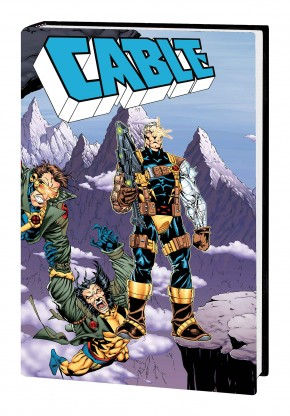 CABLE AND X-FORCE OMNIBUS HARDCOVER