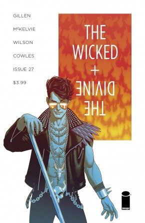 WICKED AND DIVINE #27