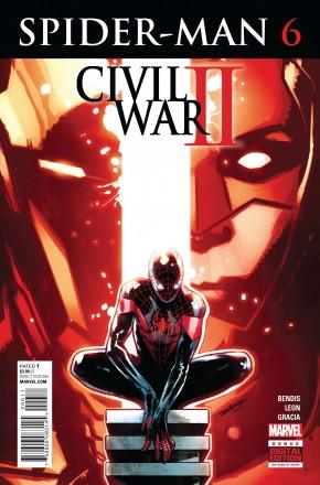 SPIDER-MAN VOLUME 2 #6