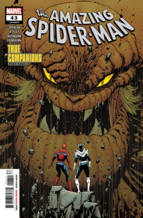 AMAZING SPIDER-MAN #43 (2018 SERIES)