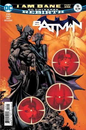 BATMAN #16 (2016 SERIES)