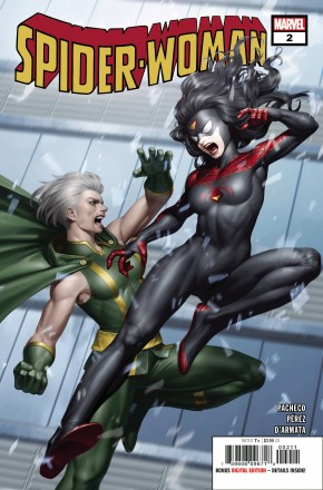 SPIDER-WOMAN #2 (2020 SERIES)