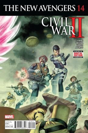 NEW AVENGERS VOLUME 4 #14