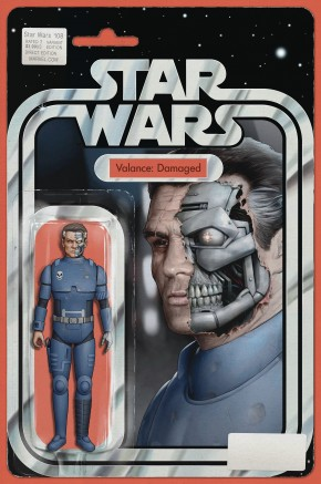 STAR WARS ORIGINAL MARVEL YEARS #108 CHRISTOPHER ACTION FIGURE VARIANT