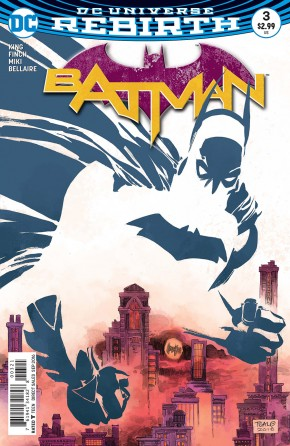 BATMAN #3 (2016 SERIES)VARIANT EDITION