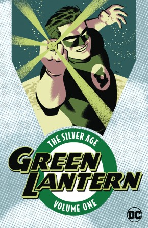 GREEN LANTERN THE SILVER AGE VOLUME 1 GRAPHIC NOVEL