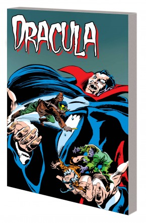 TOMB OF DRACULA THE COMPLETE COLLECTION VOLUME 5 GRAPHIC NOVEL