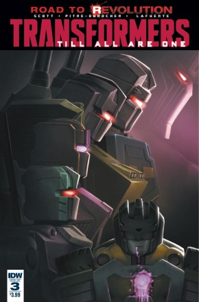 TRANSFORMERS TILL ALL ARE ONE #3