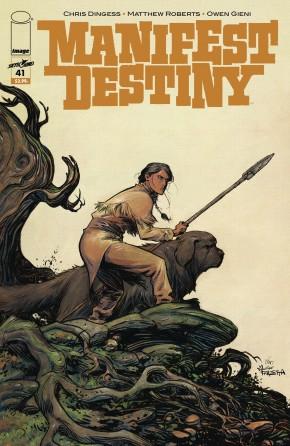 MANIFEST DESTINY #41