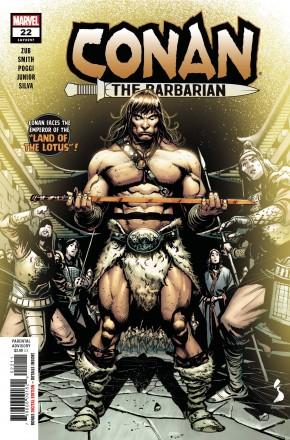 CONAN THE BARBARIAN #22 (2019 SERIES)