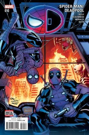SPIDER-MAN DEADPOOL #10