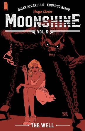 MOONSHINE VOLUME 5 THE WELL GRAPHIC NOVEL