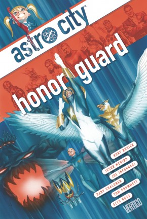 ASTRO CITY HONOR GUARD GRAPHIC NOVEL