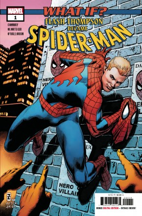 WHAT IF? SPIDER-MAN #1 (2018 SERIES)