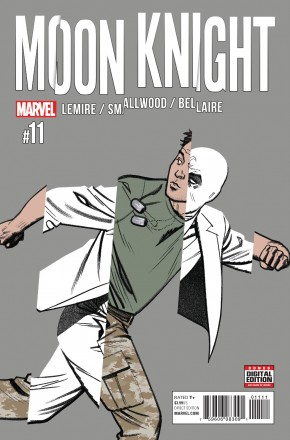 MOON KNIGHT #11 (2016 SERIES)