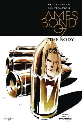 JAMES BOND THE BODY #6