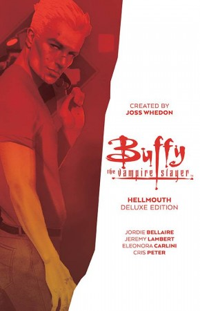 BUFFY THE VAMPIRE SLAYER HELLMOUTH DELUXE EDITION HARDCOVER