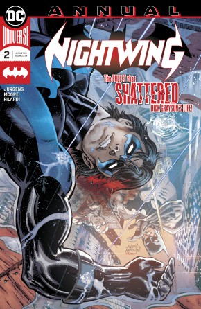 NIGHTWING ANNUAL #2 (2016 SERIES)