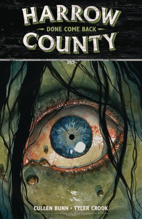 HARROW COUNTY VOLUME 8 DONE COME BACK GRAPHIC NOVEL