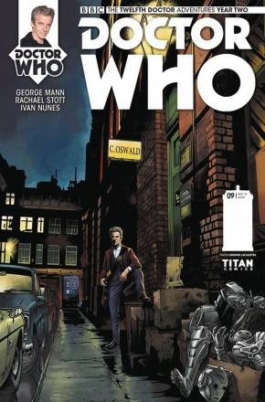 DOCTOR WHO 12TH YEAR TWO #9