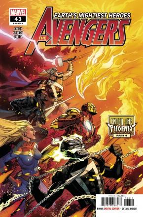 AVENGERS #43 (2018 SERIES)