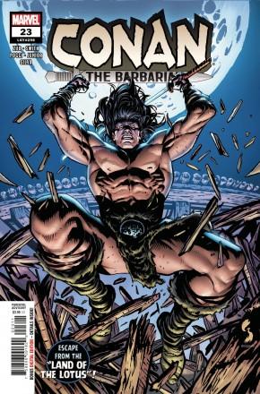 CONAN THE BARBARIAN #23 (2019 SERIES)