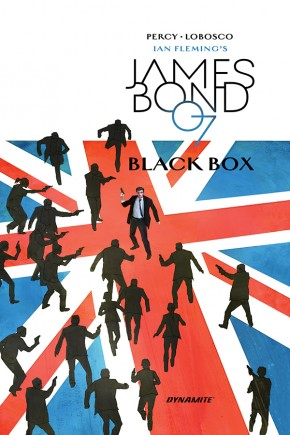 JAMES BOND BLACK BOX GRAPHIC NOVEL