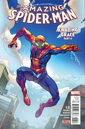 AMAZING SPIDER-MAN #1.6 (2015 SERIES)