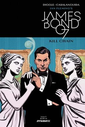 JAMES BOND KILL CHAIN #3