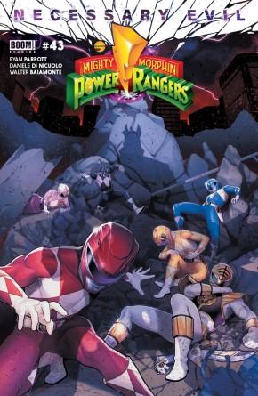 MIGHTY MORPHIN POWER RANGERS #43