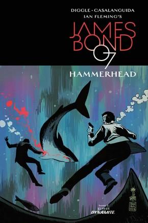 JAMES BOND HAMMERHEAD #2