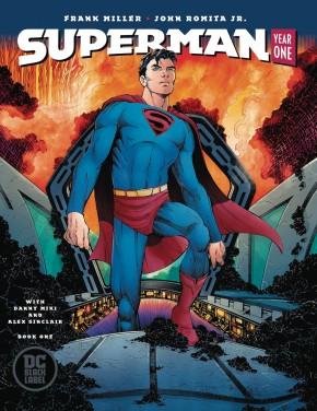 SUPERMAN YEAR ONE #1 2ND PRINTING
